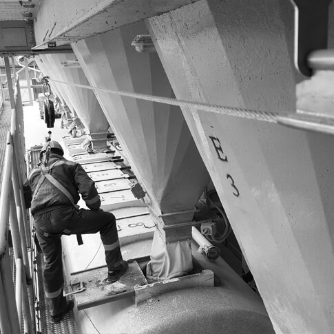 Accen Sicherungssyteme - Zement-Baukalkbranche