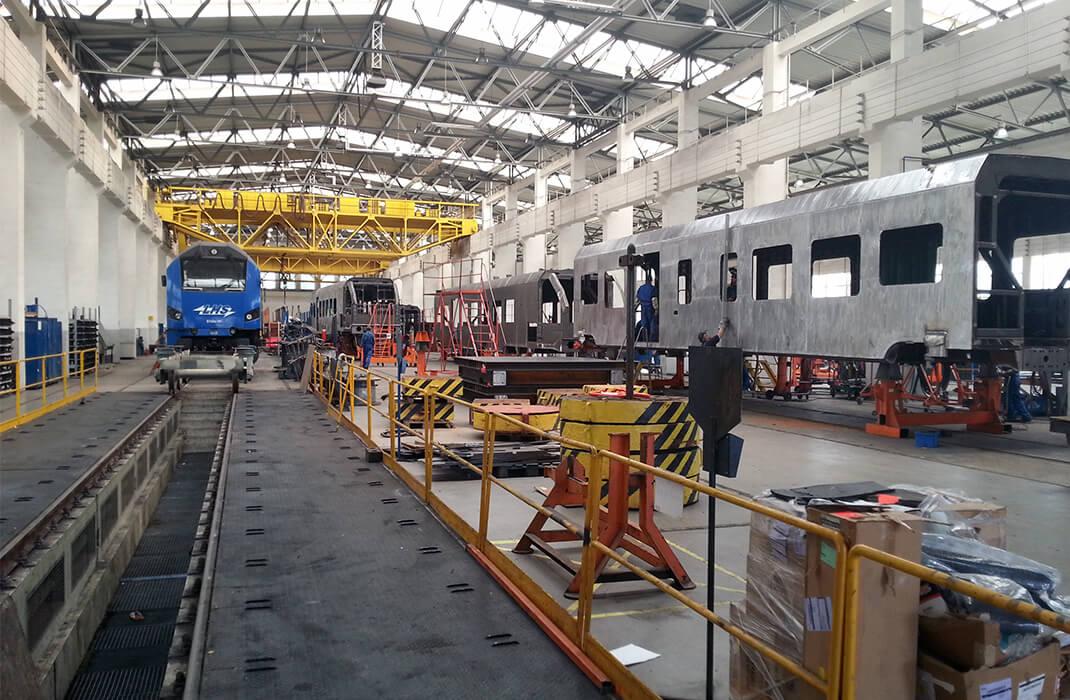 Eisenbahnbranche Accen Sicherungssysteme Durchführungen-5