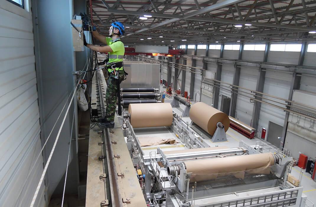 Holz-Papierindustrie Accen Sicherungssysteme Durchführungen-1