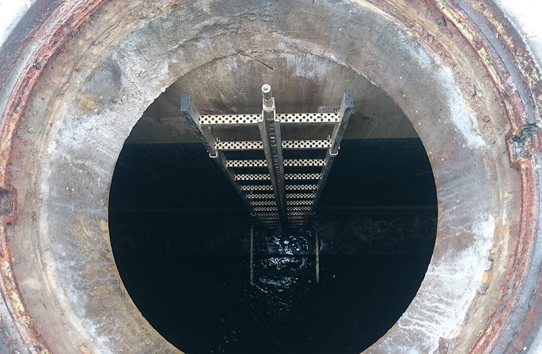 Kanalisationsbranche Accen Sicherungssysteme Durchführungen-2