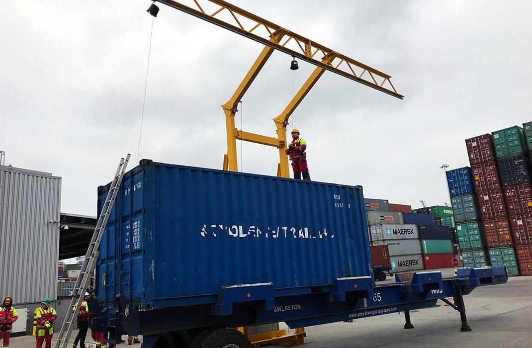Seefahrtindustrie Accen Sicherungssysteme Durchführungen-2