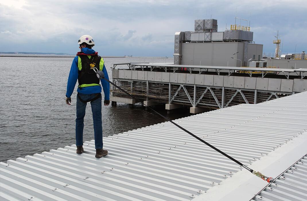 Seefahrtindustrie Accen Sicherungssysteme Durchführungen